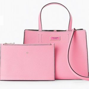 KATE SPADE Sam Satchel Tote Bag